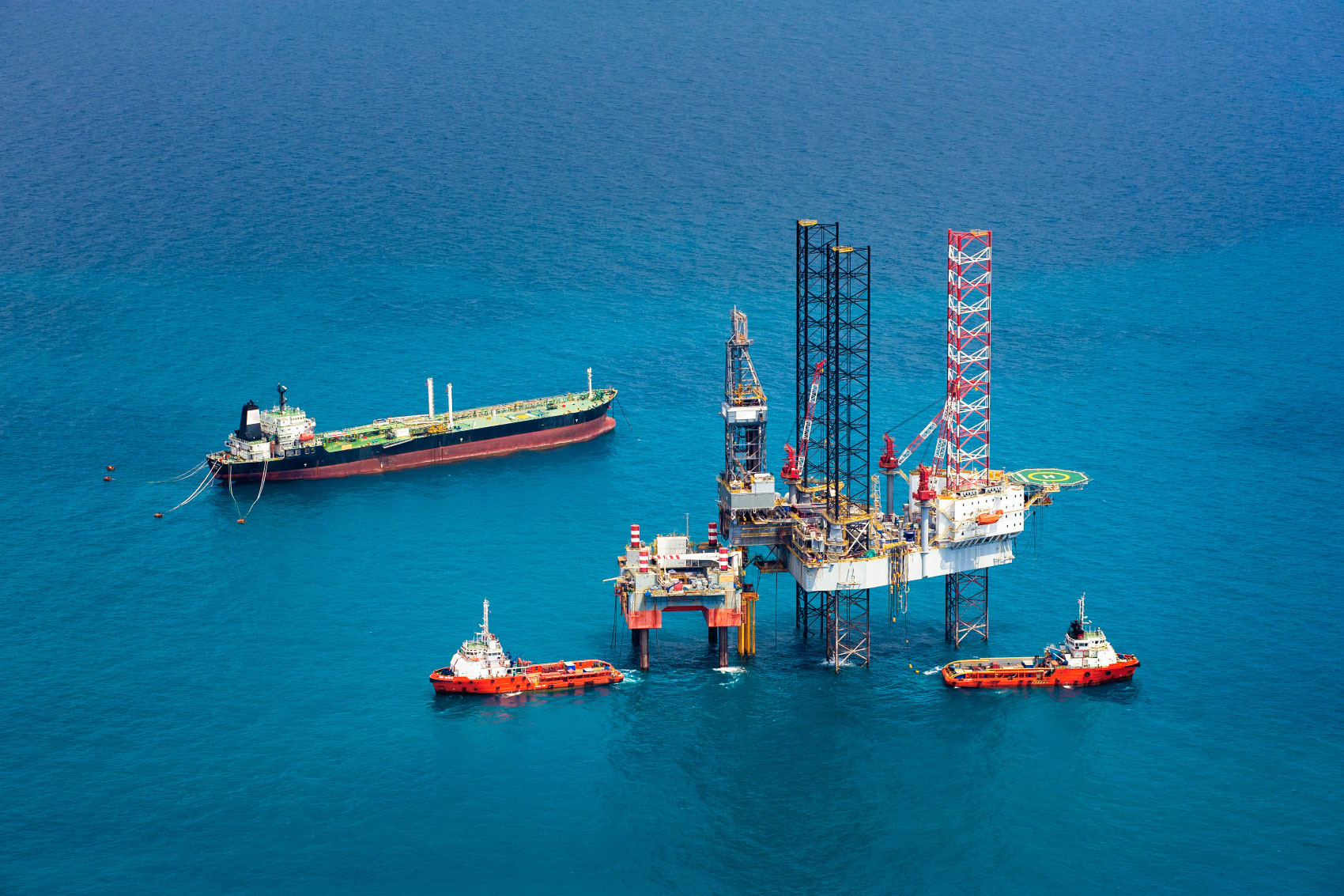 TPM Solutions Upstream with a full range of exploration and production experience